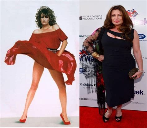 Kelly LeBrock ~ Born March 24, 1960 (age 55) in New York