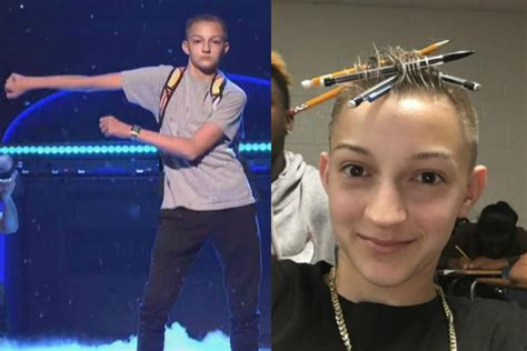 Russell Horning aka Backpack Kid from Katy Perry's SNL
