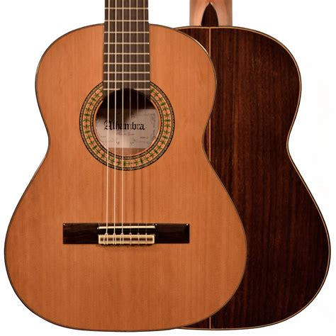 Alhambra 4P Requinto #9GBNCZ - Los Angeles Classical Guitars