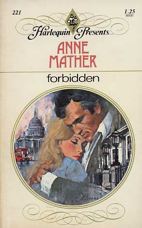 Forbidden by Anne Mather - FictionDB