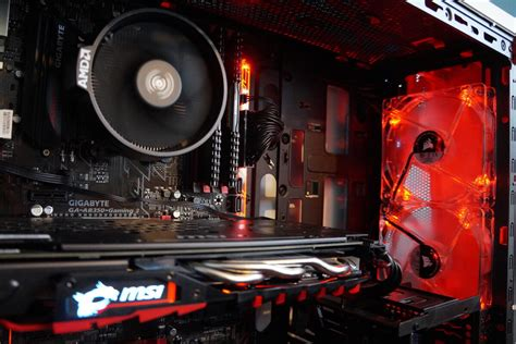 This Ryzen 5 1500X all-AMD PC brings compelling 8-thread