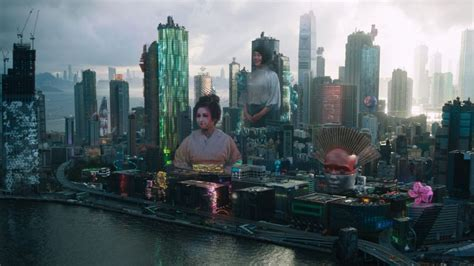 """Movie Review: """"Ghost in the Shell"""" – All Style, No"""