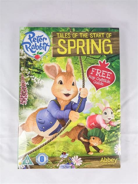 Tales of the start of Spring - DVD - The House of the
