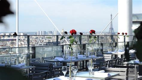 Le Georges (at the Pompidou) - Rooftop bar in Paris | The