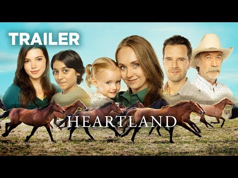 One day behind-the-scenes in making Heartland - YouTube