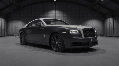 The Wraith Eagle VIII is this week's special Rolls-Royce