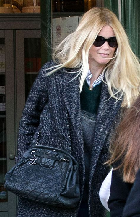 The Eternal Appeal of Claudia Schiffer's Bombshell Blowout
