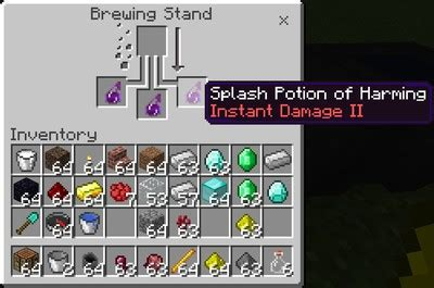 Guide to potions in Minecraft: Windows 10 and Xbox One