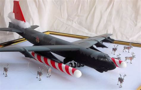 Revell 1/144 B-52G Stratofortress, by George Oh