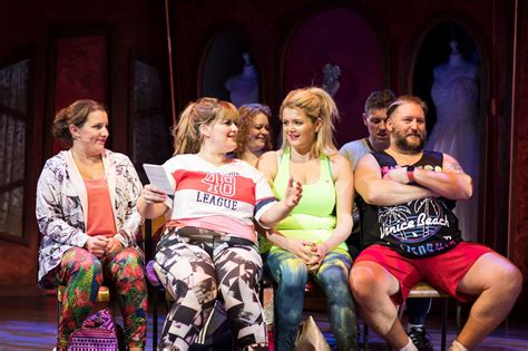 REVIEW Fat Friends Musical