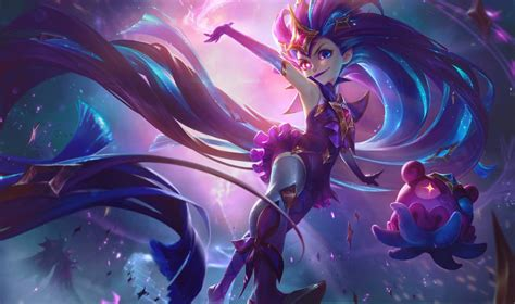Star Guardian skins hit the Rift in League's Patch 9