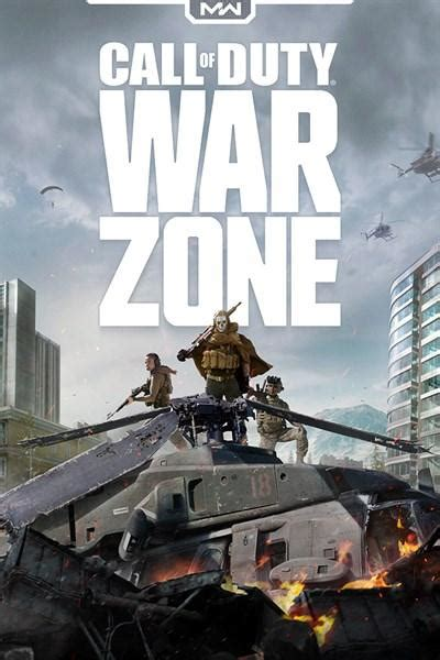 Call of Duty: Warzone Free-to-Play Battle Royale Game