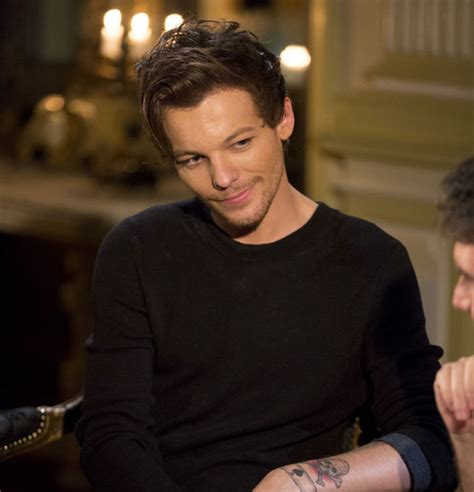 The X Factor: Louis Tomlinson 'shakes hands' on 2016 judge