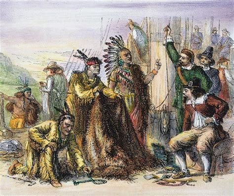 The Dutch Colony of New Netherland – Legends of America