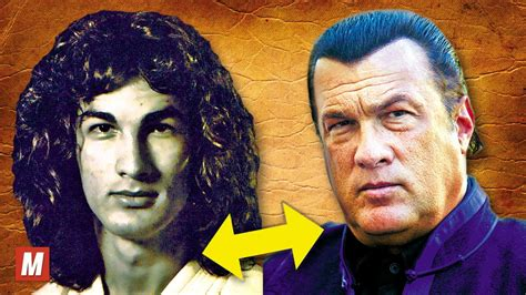 Steven Seagal Tribute   From 10 To 65 Years Old - YouTube