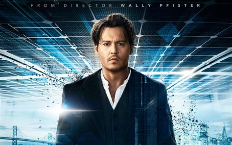 Johnny Depp in Transcendence Wallpapers   HD Wallpapers