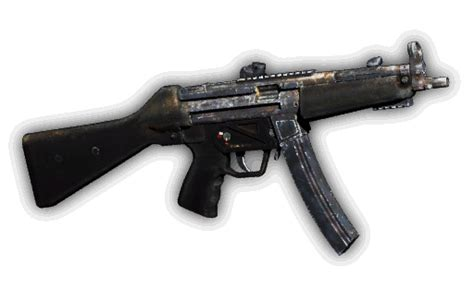 MP5 - Official Infestation: The New Z Wiki