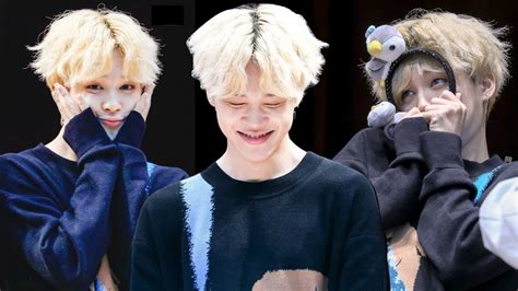 Known As BTS' Sexy Mochi, Here's a collection of Jimin's