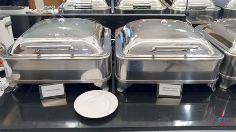 Delta Klm Pacific Club Partner Lounge Review Priority Pass