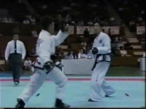 Taekwon-Do ITF - Competition Sparring Highlights - YouTube