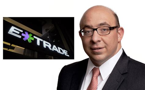E*Trade CEO Roessner Replaced by COO Pizzi - AdvisorHub