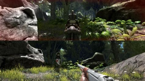 ARK: Survival Evolved will add local split-screen co-op on