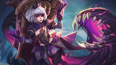 Heroes of the Storm Celebrates Orphea's Arrival With Epic
