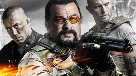 Steven Seagal is Back in Action in the Trailer For His New