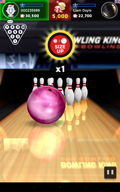 Bowling King: The Real Match – Games for Android 2018