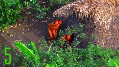5 Uncontacted Tribes | Dark Horse News