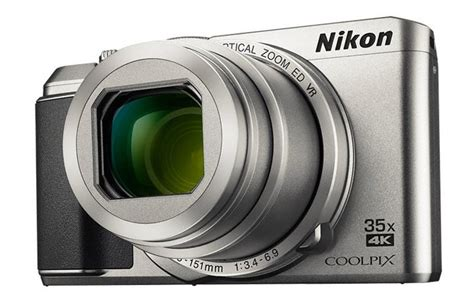 4 New Nikon Coolpix Cameras With SnapBridge Sync And Share