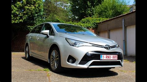 2018 Toyota Avensis Touring Sports Diesel [Review] - The