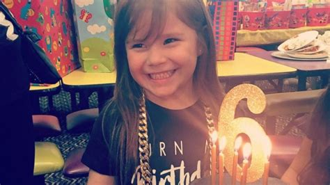 6-Year-Old Girl Gets Drake-Themed Birthday Party - ABC News