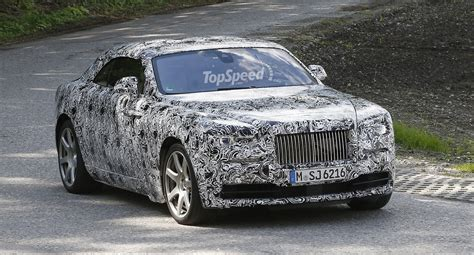 Rolls-Royce Confirms A New Model For 2016   Top Speed