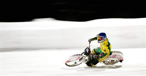 SWEDISH ICE SPEEDWAY: a full weekend of events in Sweden