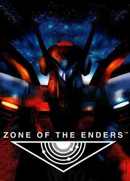 Zone of the Enders (video game) - Wikipedia