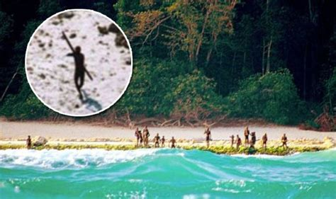 North Sentinel Island is the one paradise spot no-one can