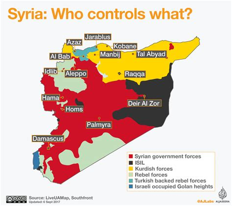 Russia Hypes Syria's Gains Against ISIS - News From