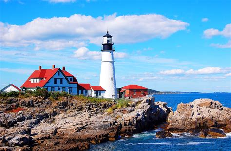 Lighthouse Lovers Cruise (ab/bis Portland)   CANUSA