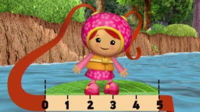 Watch Milli's Raft: A Team Umizoomi Count It Up Video