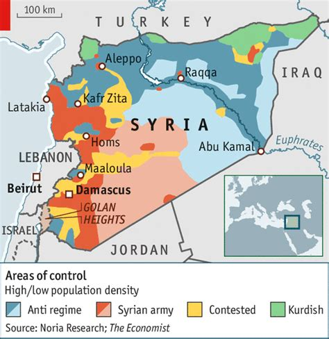 War News Updates: The Stalemate In The Syrian Civil War