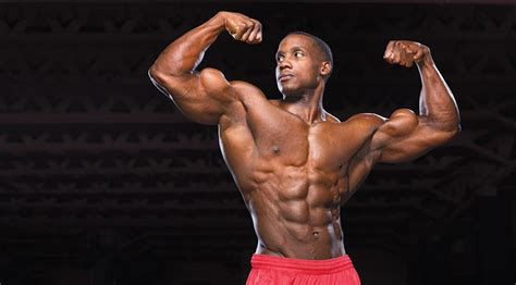 Robert Timms Shares His Upper-Body Workout   Muscle & Fitness