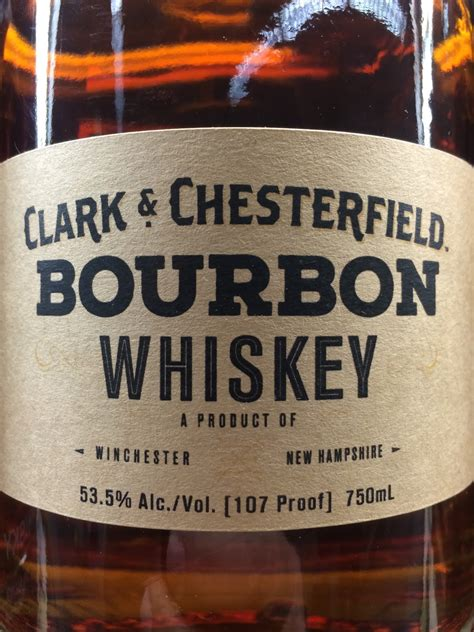 East Coast Wineries: Clark & Chesterfield Bourbon and