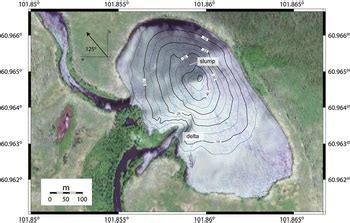 """Tunguska Event: The """"Impactor"""" is buried in the bottom of"""