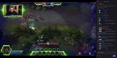 Awesome HoTS Twitch Overlay : heroesofthestorm