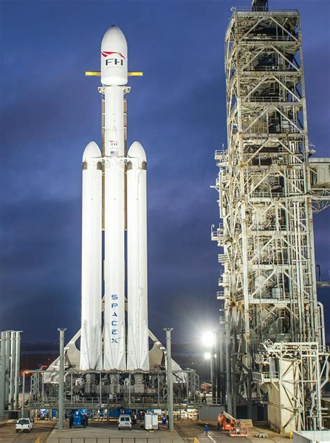 When Will SpaceX Launch Falcon Heavy? Elon Musk Updates