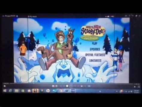 Opening to What's New Scooby Doo? The complete 1st season