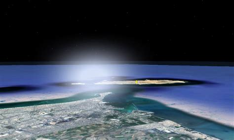 What are Earthquake Lights?   EOS Blog   Earth Observatory