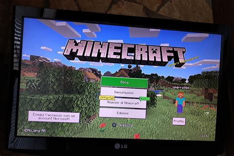 [MCCE-11468] Minecraft locked on ps4 search log into