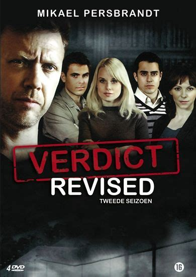 """""""Verdict Revised"""", a great Swedish crime TV series with"""